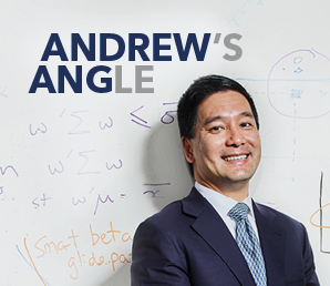 Andrew's angle