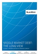 Middle market debt: the long view