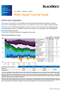Multi-Asset Income Monthly Insight