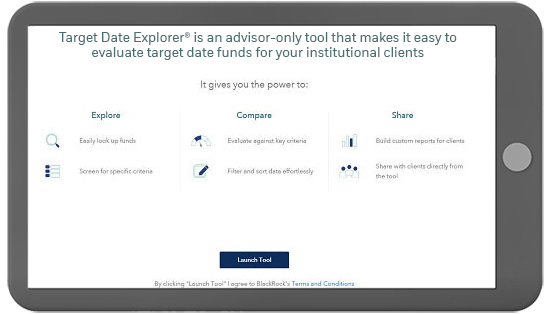 Evaluate Target Date Funds