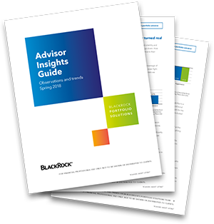 Advisor insights guide