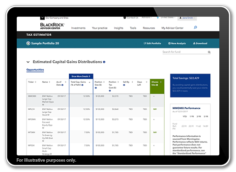 Tax Estimator