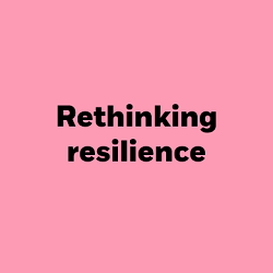 thinking resilience